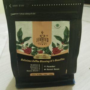 House blend arabica 50:Robusta 50, 100 gram
